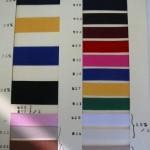 カラーゴム格巾